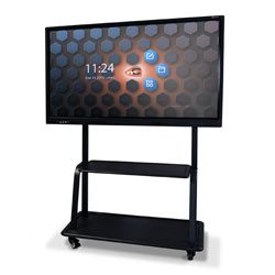 Interactive display mount multiCLASS Mount black basic